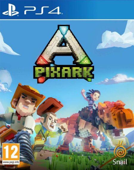Echanger le jeu Pixark sur PS4
