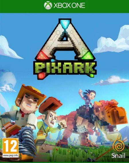 Echanger le jeu Pixark sur Xbox One