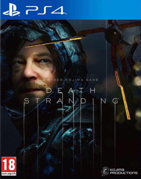 Echanger le jeu Death Stranding sur PS4