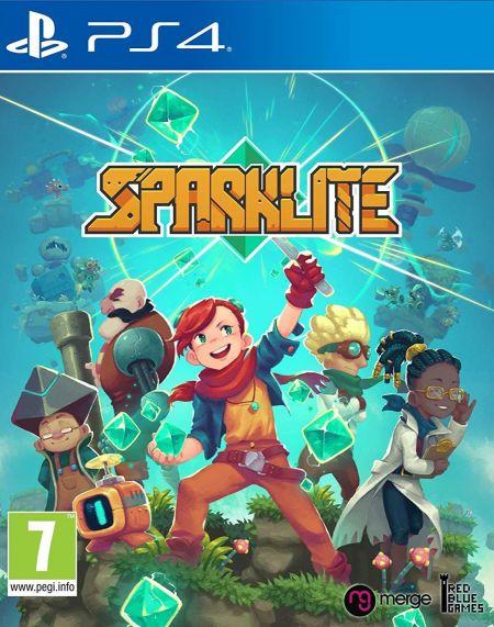 Echanger le jeu Sparklite sur PS4