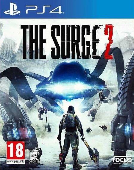 Echanger le jeu The Surge 2 sur PS4