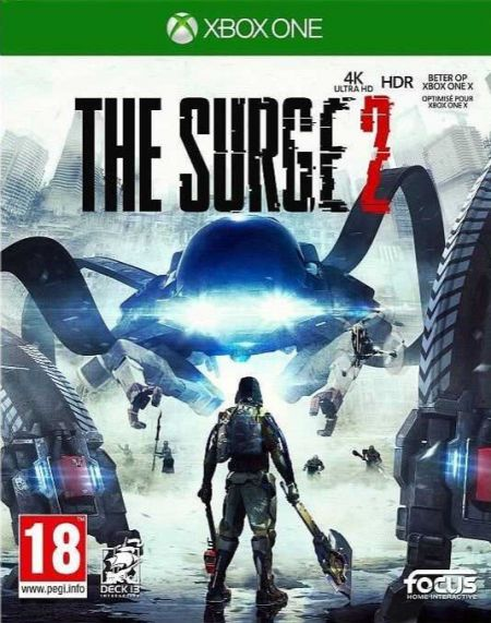 Echanger le jeu The Surge 2 sur Xbox One
