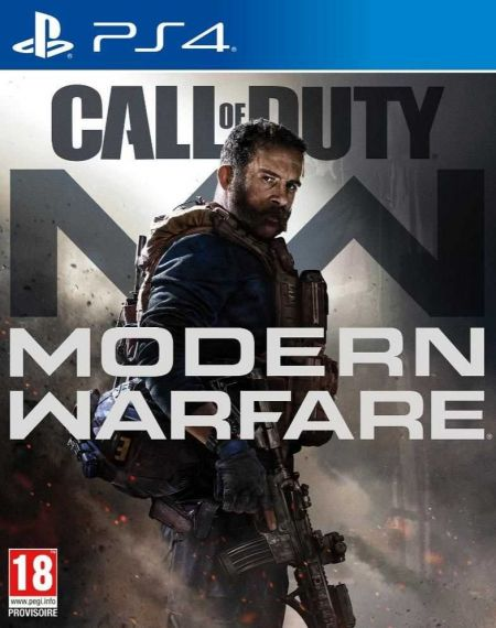 Echanger le jeu Call of Duty: Modern Warfare sur PS4