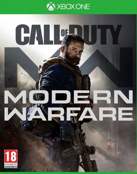 Echanger le jeu Call of Duty: Modern Warfare sur Xbox One