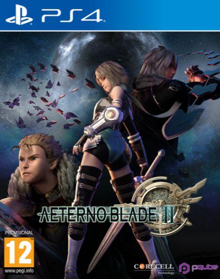 Echanger le jeu AeternoBlade II sur PS4