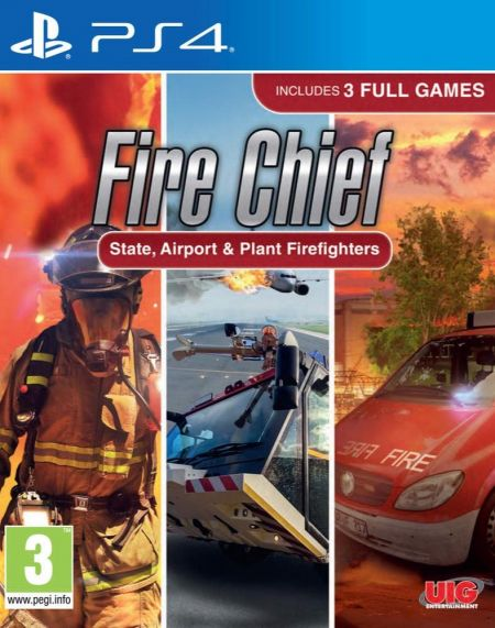 Echanger le jeu The Fire Chief Compilation  sur PS4