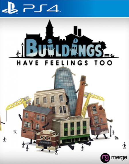Echanger le jeu Buildings Have Feelings Too sur PS4