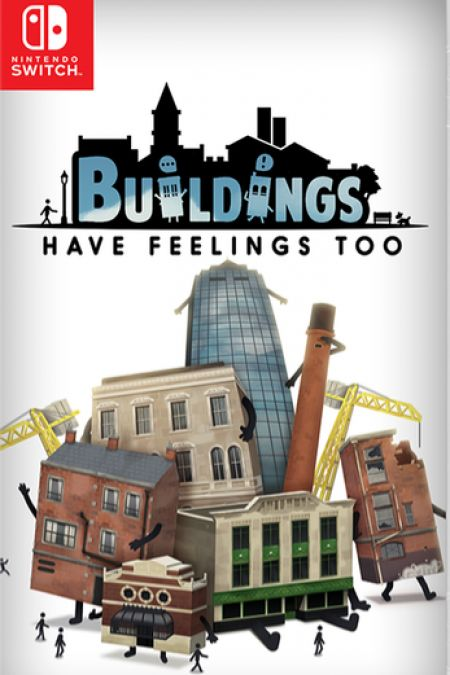 Echanger le jeu Buildings Have Feelings Too sur Switch
