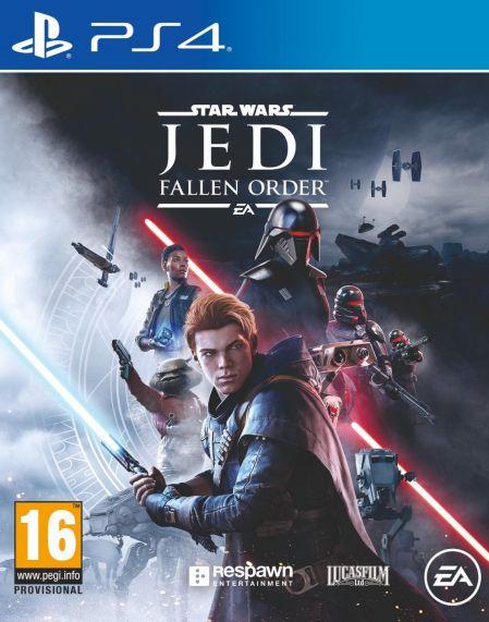 Echanger le jeu Star Wars - Jedi: Fallen Order sur PS4