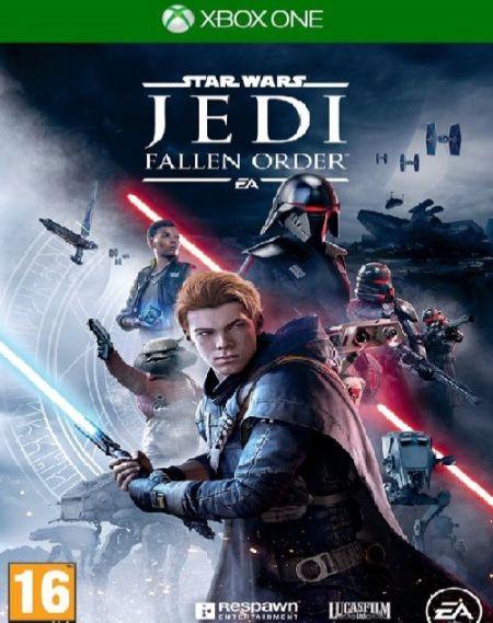 Echanger le jeu Star Wars - Jedi: Fallen Order sur Xbox One