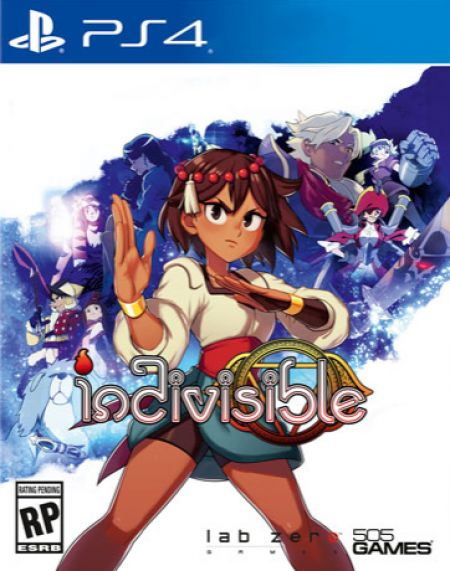 Echanger le jeu Indivisible sur PS4
