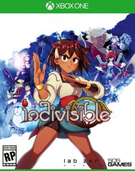 Echanger le jeu Indivisible sur Xbox One
