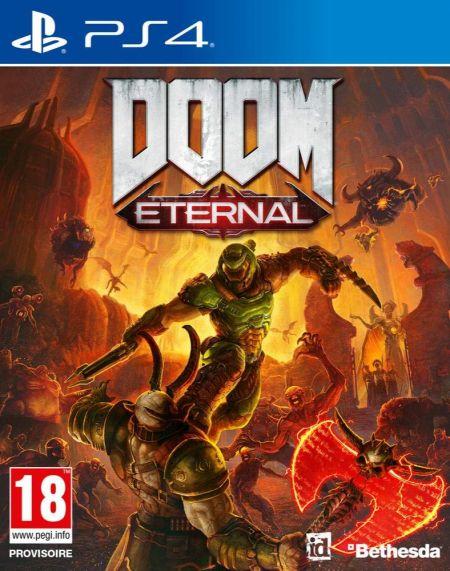 Echanger le jeu Doom Eternal sur PS4