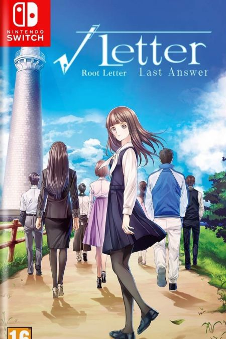 Echanger le jeu Root Letter: Last Answer sur Switch