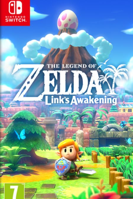 Echanger le jeu The Legend of Zelda: Link's Awakening  sur Switch