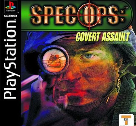 Echanger le jeu Spec Ops: Covert Assault sur PS1