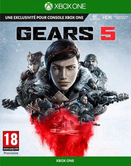 Echanger le jeu Gears 5 sur Xbox One