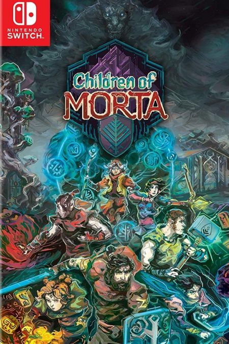 Echanger le jeu Childern of Morta  sur Switch