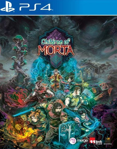Echanger le jeu Children of Morta  sur PS4