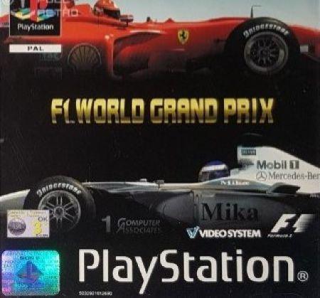 Echanger le jeu F1 World Grand Prix sur PS1