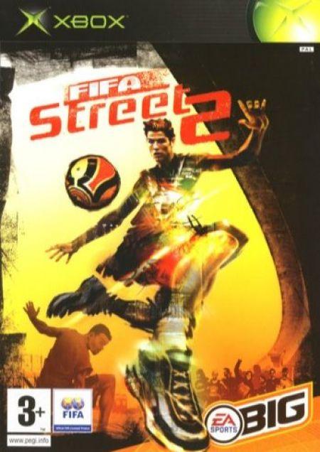 Echanger le jeu Fifa Street 2  sur XBOX