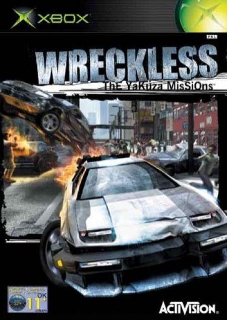 Echanger le jeu Wreckless : Mission Yakuzas sur XBOX