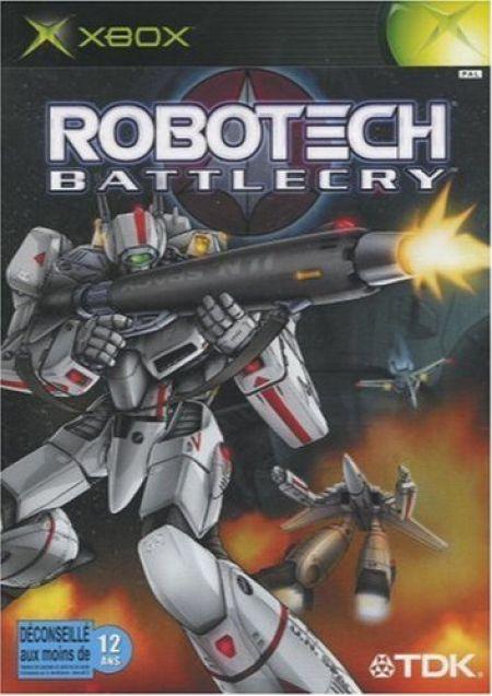Echanger le jeu Robotech Battlecry sur XBOX