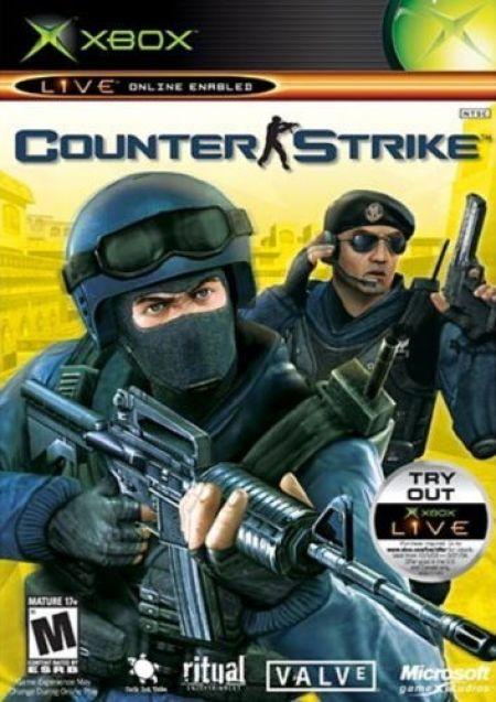Echanger le jeu Counter Strike sur XBOX