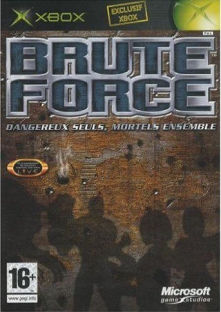 Echanger le jeu Bruce Force sur XBOX
