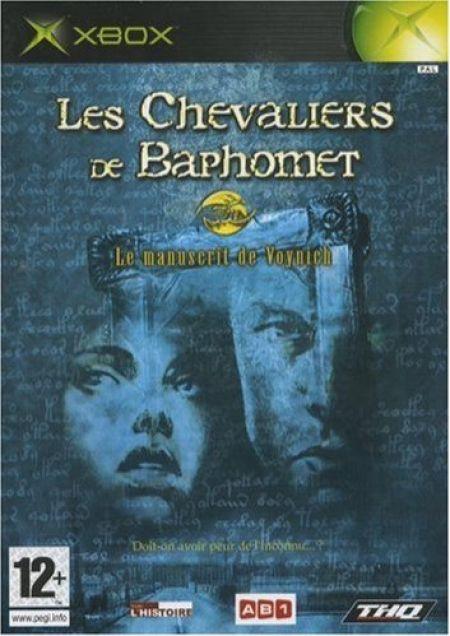 Echanger le jeu Les Chevaliers De Baphomet - le manuscrit de Voynich sur XBOX