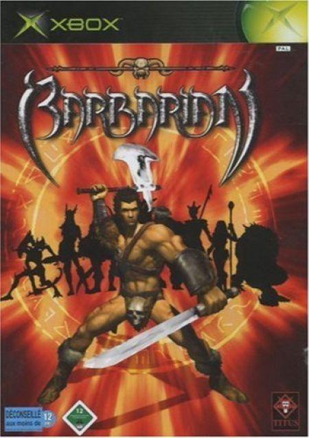 Echanger le jeu Barbarian sur XBOX