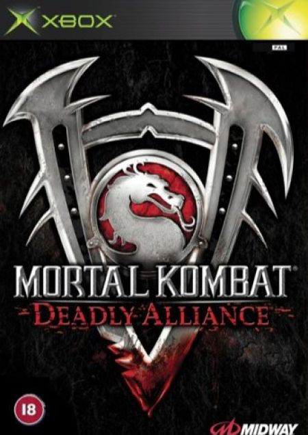 Echanger le jeu Mortal Combat Deadly Alliance sur XBOX