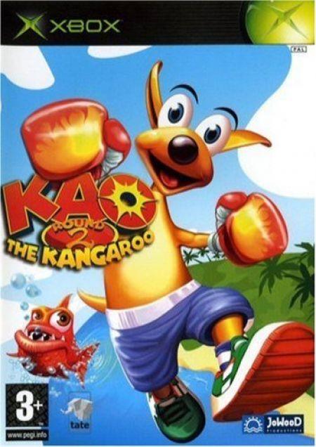 Echanger le jeu KAO round 2 the Kangaroo sur XBOX