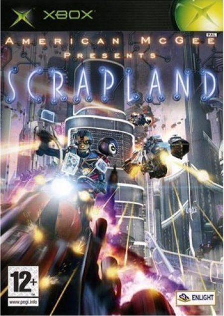 Echanger le jeu Scrapland  sur XBOX