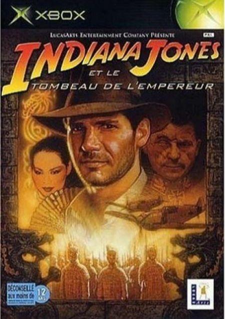Echanger le jeu Indiana Jones et le Tombeau de l'Empereur  sur XBOX