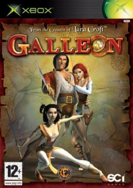 Echanger le jeu Galleon sur XBOX