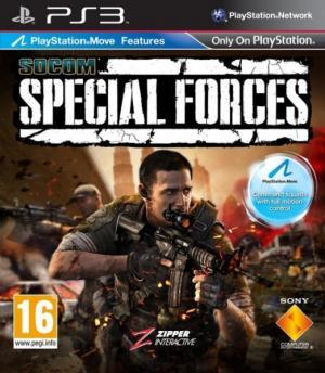 Echanger le jeu SOCOM : Special Forces (casque non fourni!) sur PS3