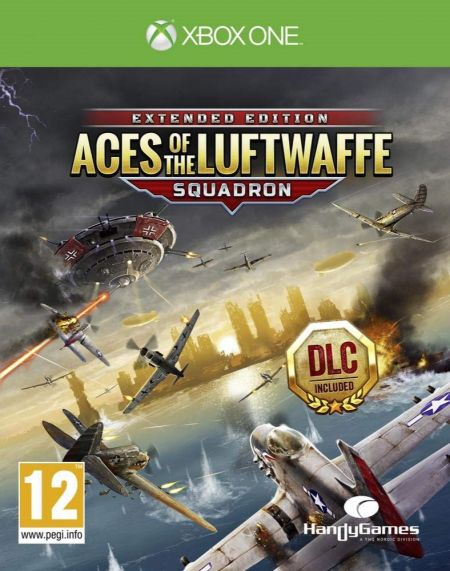 Echanger le jeu Ace of the Luftwaffe Squadron - Extended sur Xbox One