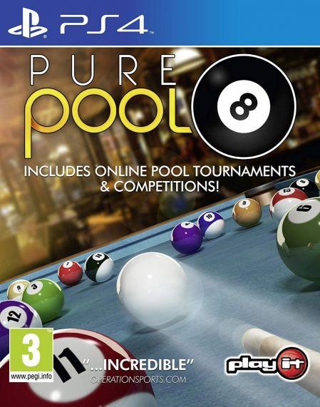 Echanger le jeu Pure Pool 8 sur PS4