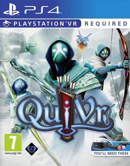 Echanger le jeu QuiVR (PS-VR Requis) sur PS4