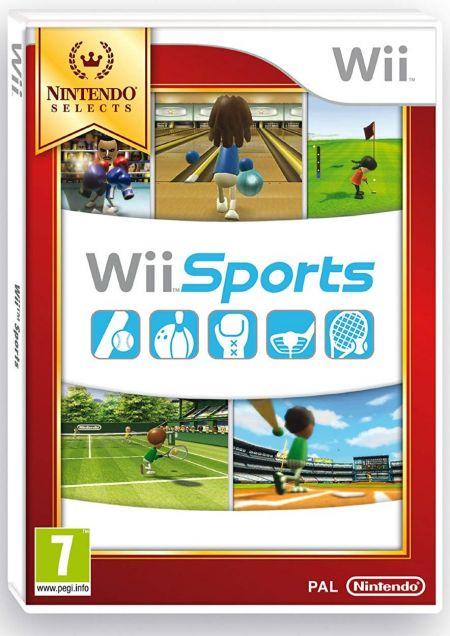 Echanger le jeu Wii Sports sur Wii