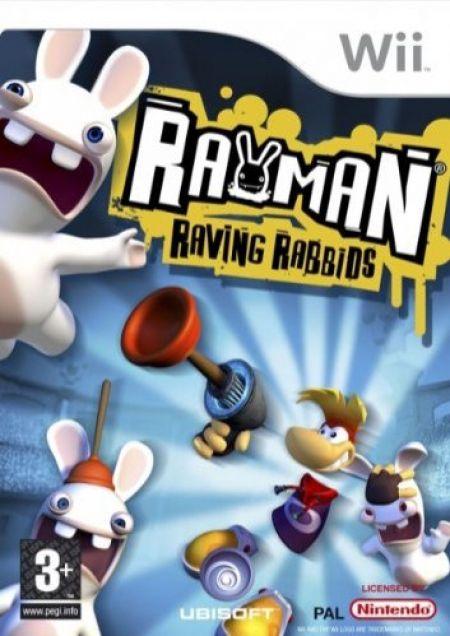 Echanger le jeu Rayman Racing Rabbids sur Wii