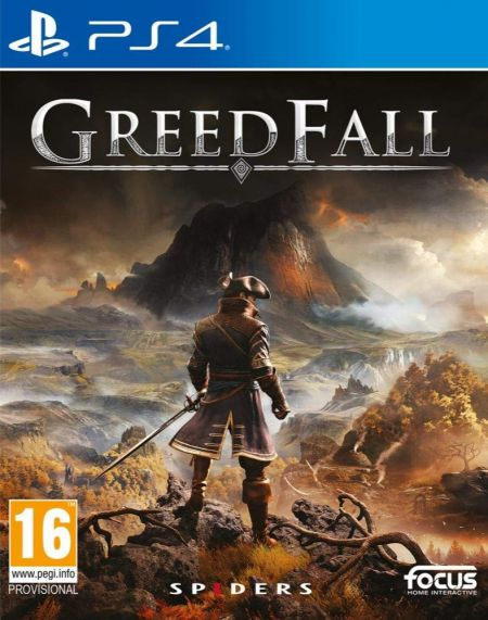 Echanger le jeu Greed Fall sur PS4
