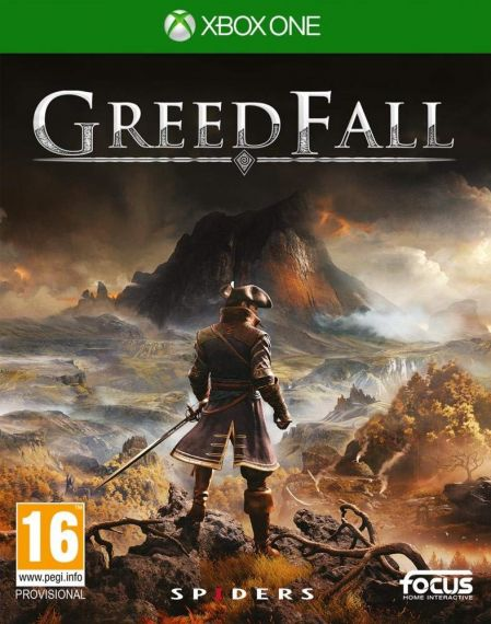 Echanger le jeu Greed Fall sur Xbox One