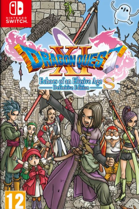 Echanger le jeu Dragon Quest XI: Les combattants de la destinee - Definitive Edition sur Switch