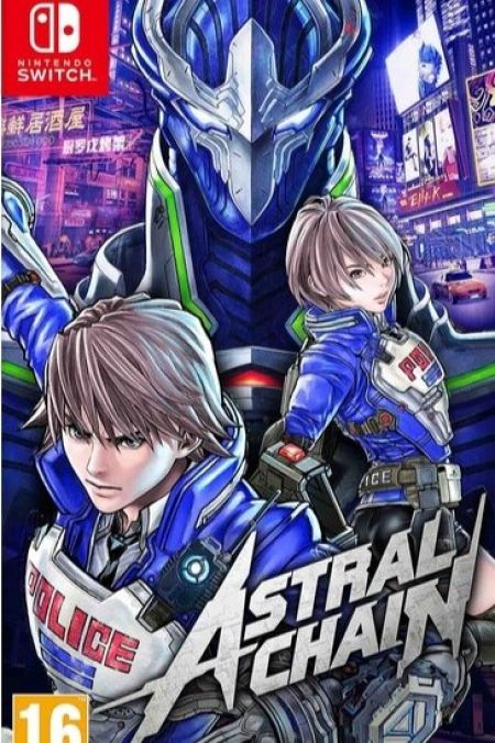 Echanger le jeu Astral Chain  sur Switch
