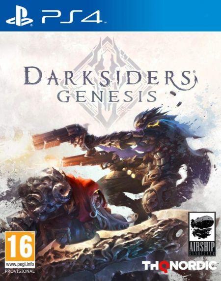 Echanger le jeu Darksiders Genesis sur PS4