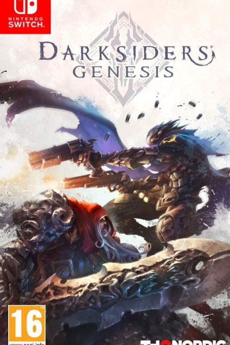 Echanger le jeu Darksiders Genesis sur Switch