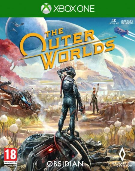 Echanger le jeu The Outer Worlds  sur Xbox One