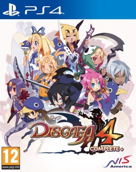 Echanger le jeu Disgaea 4 Complete+ sur PS4